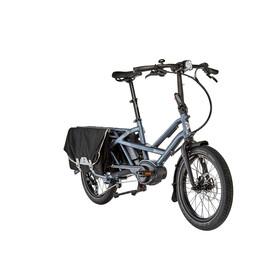 """tern GSD S10 Elcykel City 20"""" silver"""